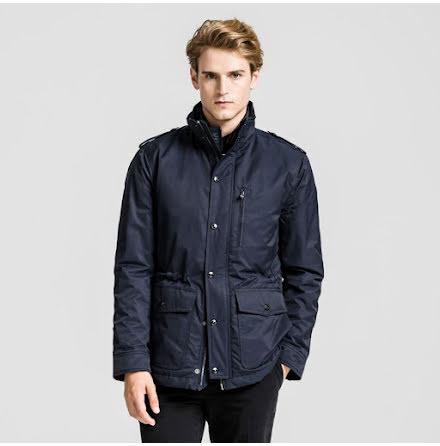 Oscar Jacobson Boston jacket navy