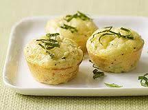 Mini Zucchini Quiche