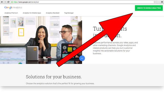 Google Analytics Direct