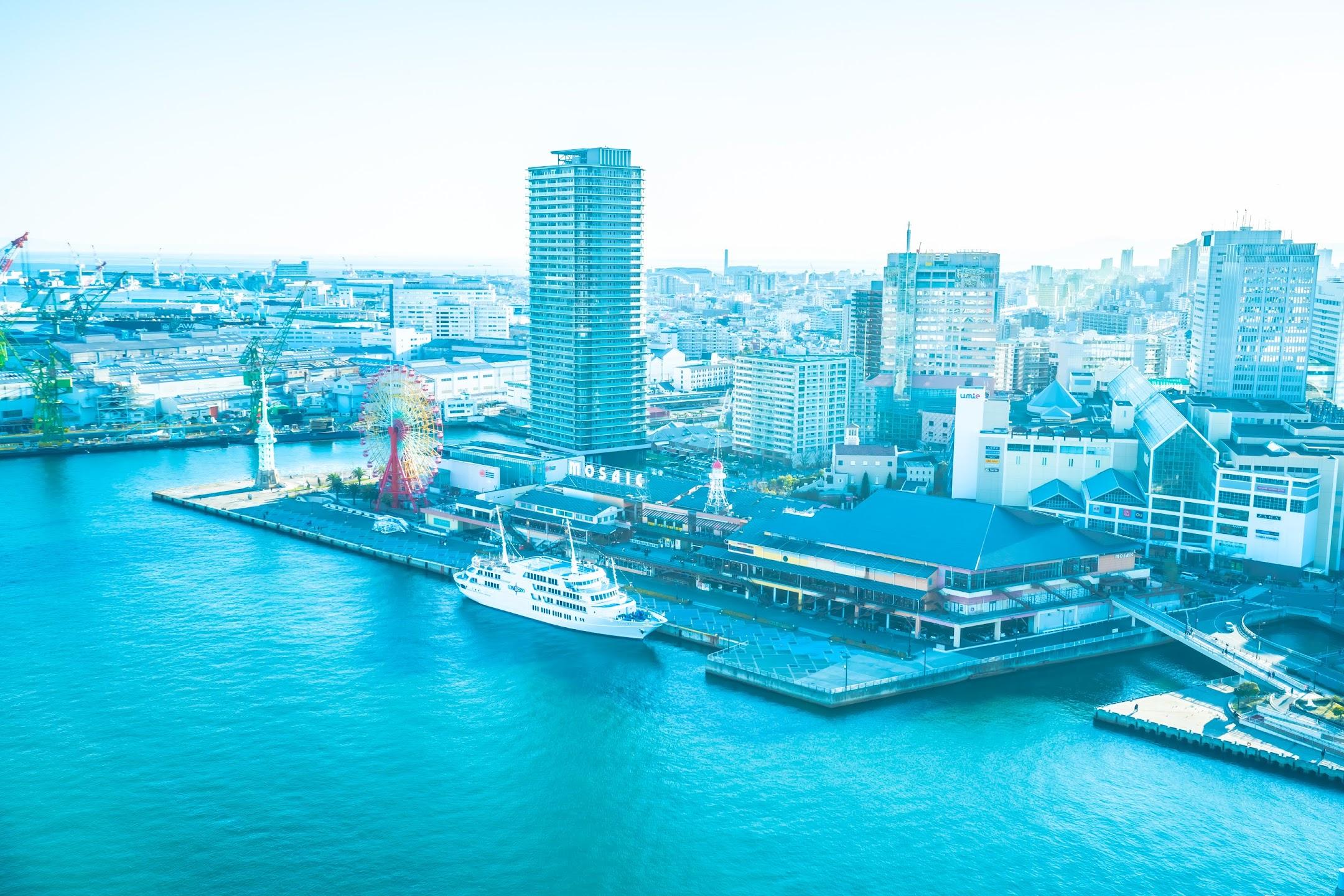 Kobe Port Tower3