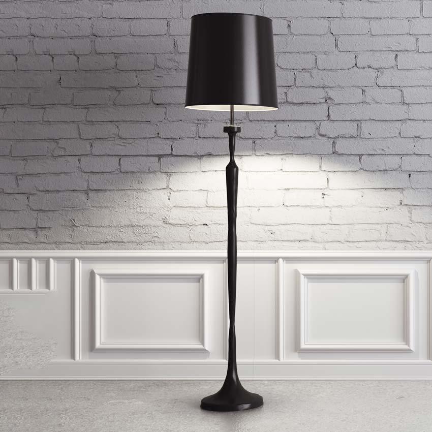 Gợi ý mẫu đèn nội thất phòng khách hợp với nhà có diện tích nhỏ