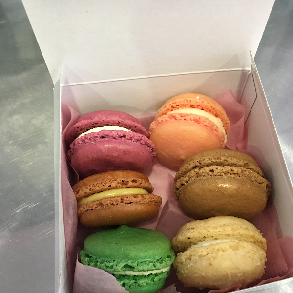 Photo from Le Macaron