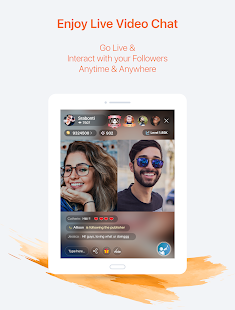 ringID- Live Stream, Live TV  and  Online Shopping Screenshot