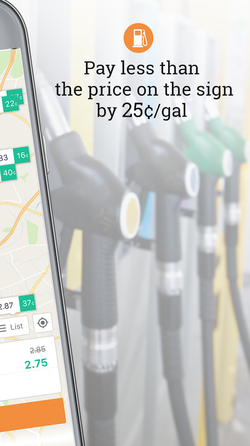 Upside: Cheap Gas Prices, Fuel Rewards, Stations- screenshot