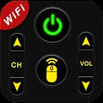 Universal Smart TV Remote Control Icon
