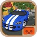 VR Racer Cars 3D icon
