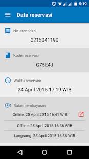 InstanTicket screenshot