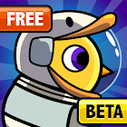Duck Life: Space Free Beta icon