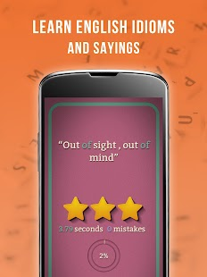Preposition Master Pro - Learn English Screenshot