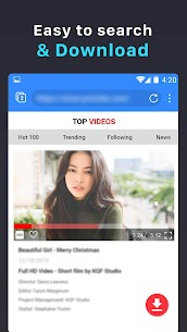 Free Downloader for Video App Latest Version  Download For Android 6