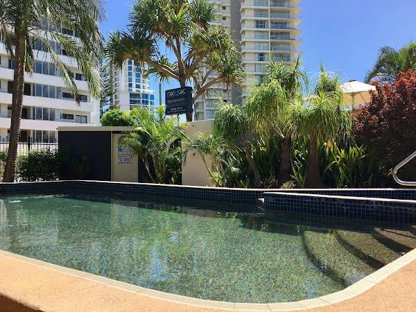 Hi Ho Beach Apartments on Broadbeach
