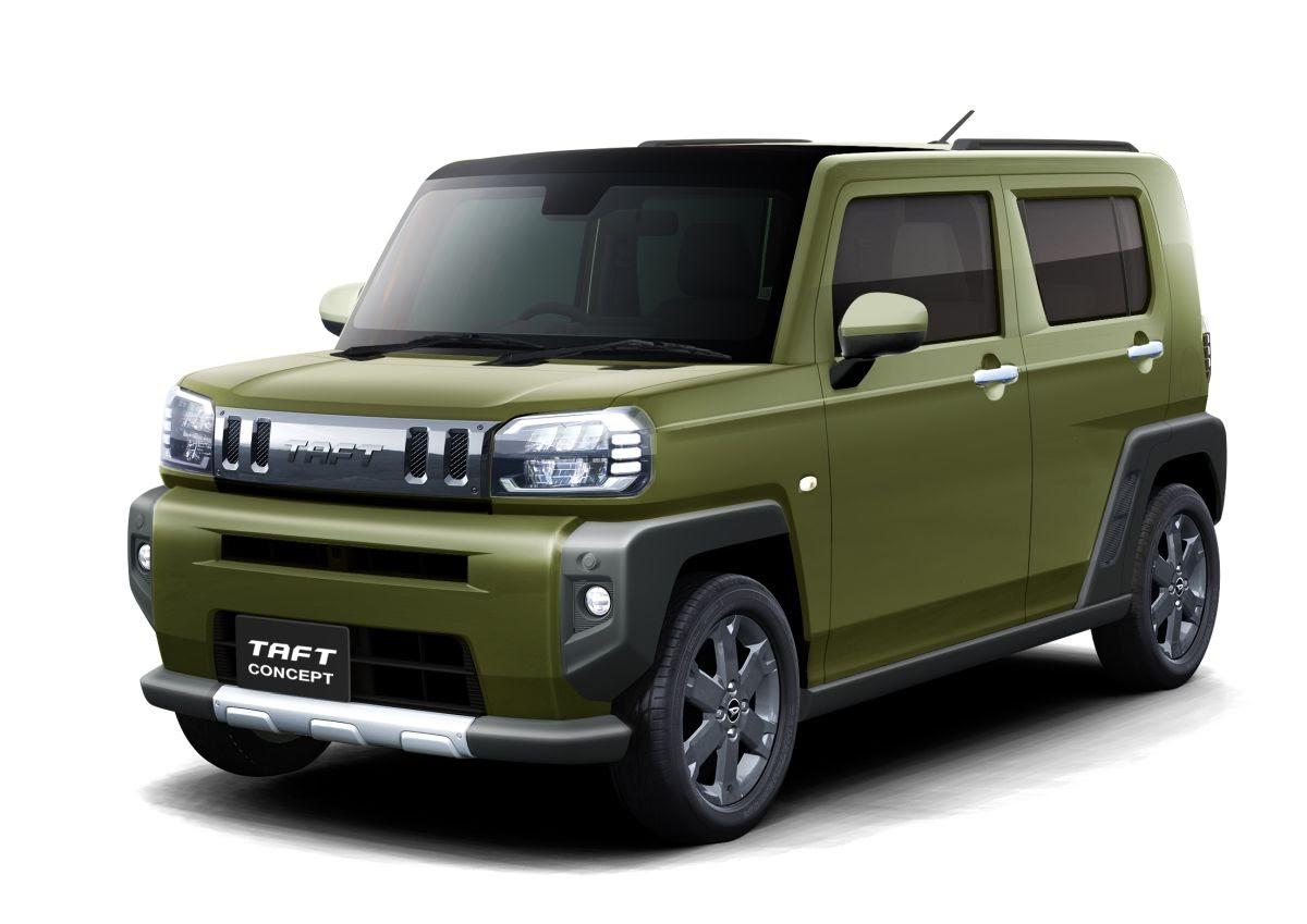 Daihatsu - TAFT Concept