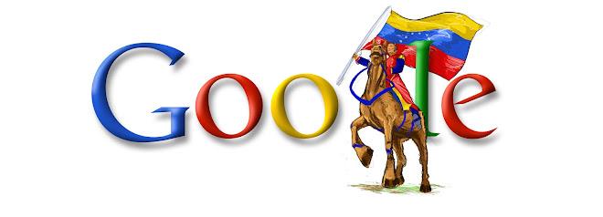 Doodle de Google - 5 de Julio del 2008