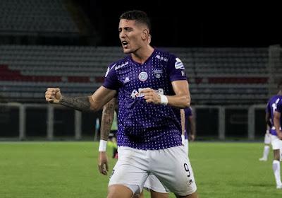Le Club de Bruges va accueillir un nouvel attaquant