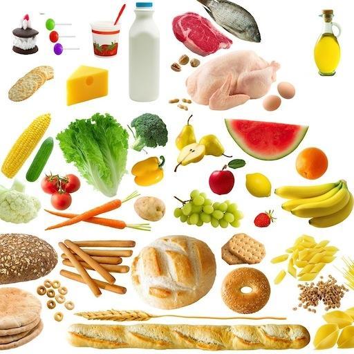 Gewichtsverlust der Hungerskala