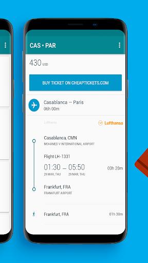 Cheap Flights Look 1.1.0 screenshots 3