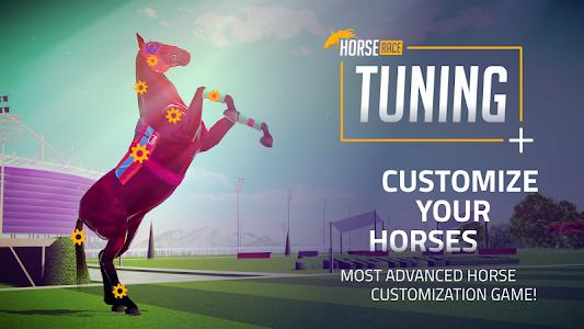 Racing Horse Customize Tuning screenshot 1