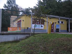 Photo: La sede del raduno  - Foto Carlo Picchio