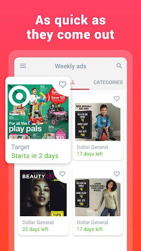 Sales & Deals. Weekly ads from Target, CVS, Costco 2.13.2 screenshots 6