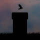 Flippy Bird Shadow - Impossible Game One Tap Game
