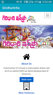 Giridhari Infra- screenshot thumbnail