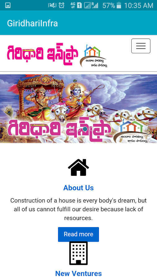 Giridhari Infra- screenshot