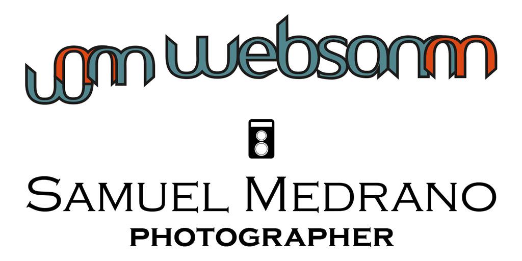 Logo websamm, samuelmedranophotographer