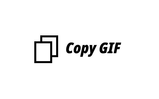 Copy GIF (Experimental)