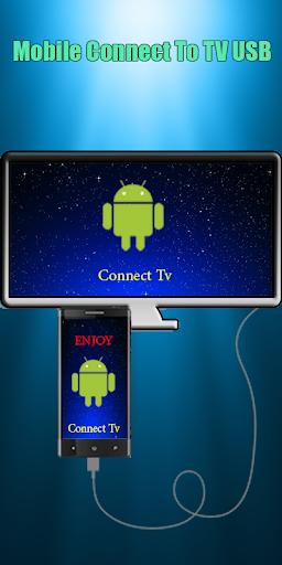 Connector Tv ( usb-otg-hdmi-mhl-connect phone ) screenshot 5