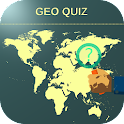 Geography Games Quiz icon