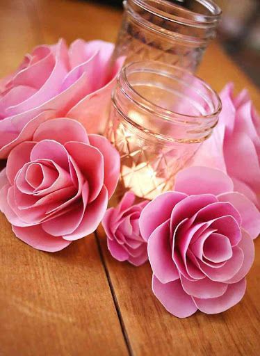 Creative Paper Flower Ideas