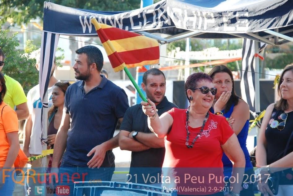 Fotos 21ª Volta a Peu Puçol 2017