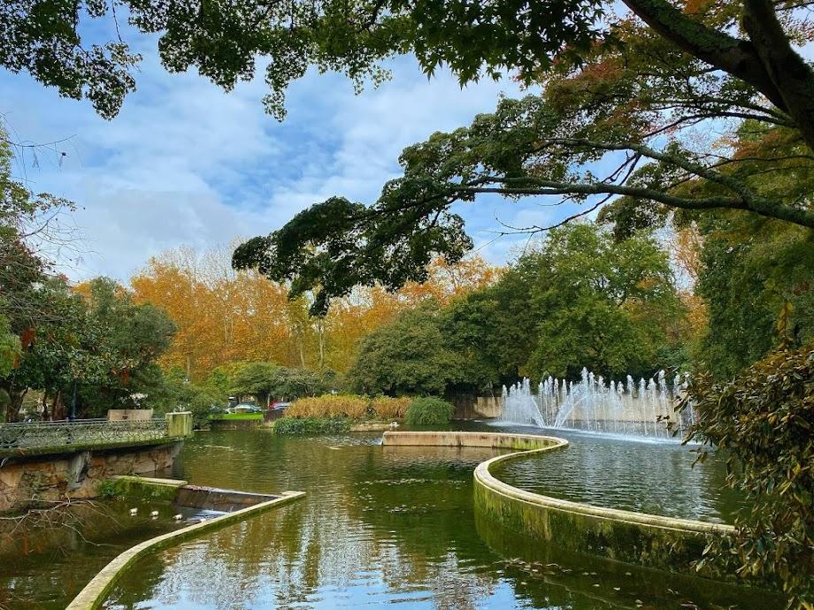 Foto Parque de Castrelos 1