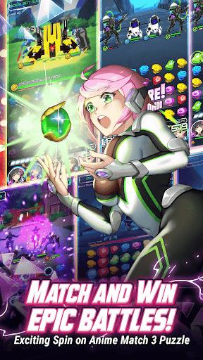 Murasaki7 - Anime Puzzle RPG 1.1.5 de.gamequotes.net 4