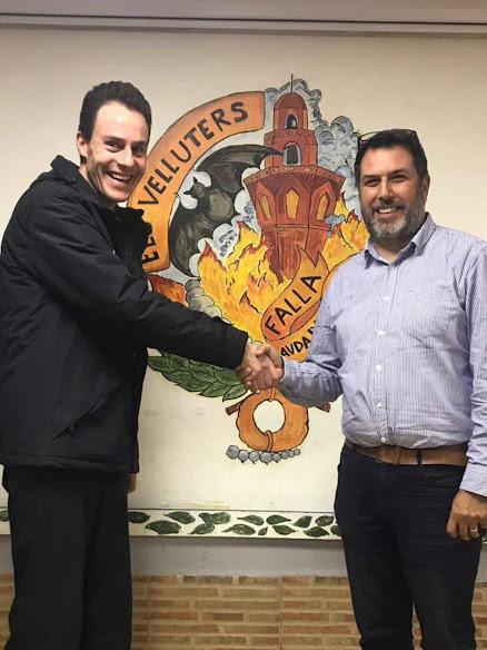 Emilio Tamarit renueva con Avenida del Oeste