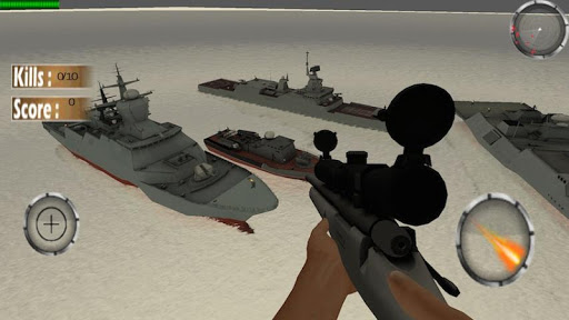 Sea Battle 3D : Warships