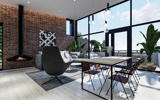 Cafe dekorasyon- mağaza ve ofis tasarımı