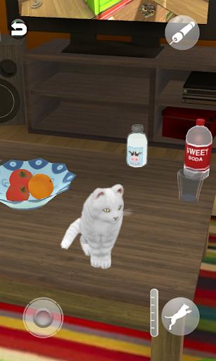 Talking Cute Cat 1.2.3 screenshots 5