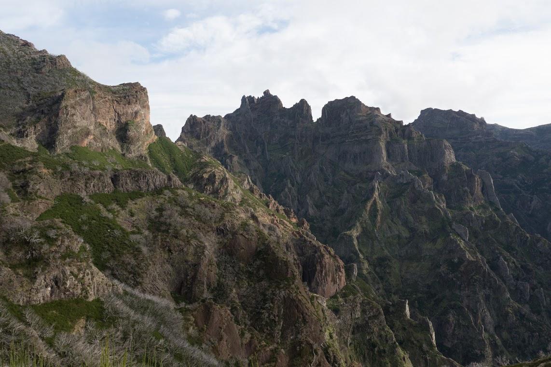 Madeira peaks