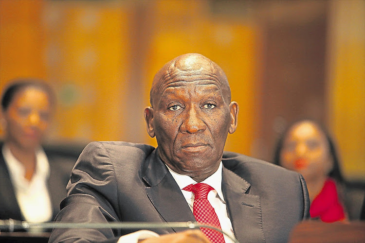 Bheki Cele. File photo.