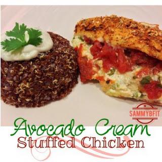 Avocado Cream Cheese Chicken Recipes