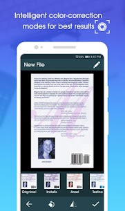 Fast Scan: Free Document Scanner HD, PDF Scanning App Download For Android 3