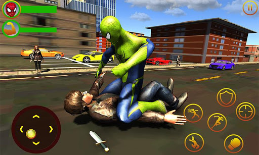 Super Spiderhero: Amazing City Super Hero Fight 1.0.2 2