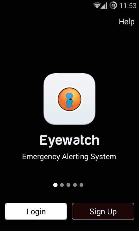 Eyewatch BlackBox- screenshot