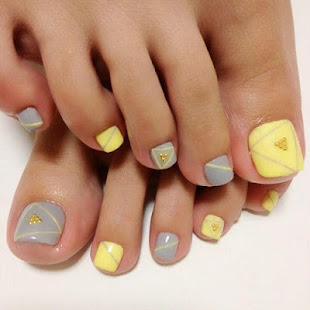 Anese Gel Nail Art Designs
