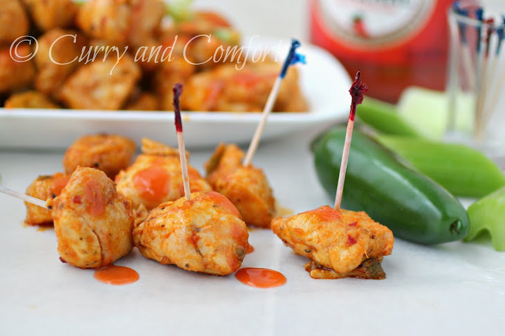 Buffalo Chicken Bites (Low Carb) Recipe | Yummly