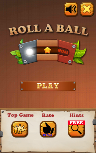 Roll a Ball: Free Puzzle Unlock Wood Block Game 1.0 screenshots 1