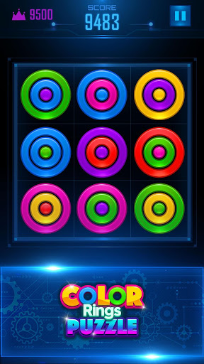 Color Rings Puzzle 2.1.8 screenshots 1