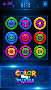 Color Rings Puzzle 2.3.1 (Mod)