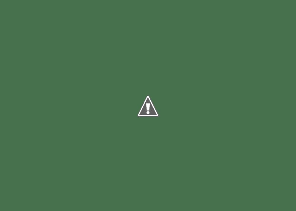 羅臼ビジターセンターの看板と建物
